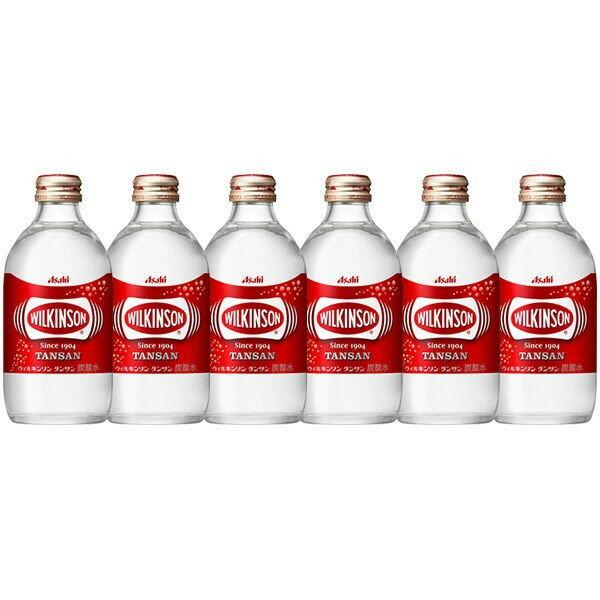 アサヒ飲料 ウィルキンソン タンサン 炭酸水 WILKINSON 無糖0cal ワンウェイびん 300ml×45本