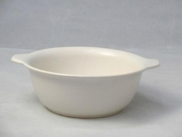 3セット IH対応陶器 陶製ラーメン鉢 白×3セットの商品画像
