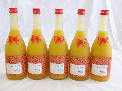 10本セット ミルクたっぷりマンゴーの梅酒 研醸 720ml×10本