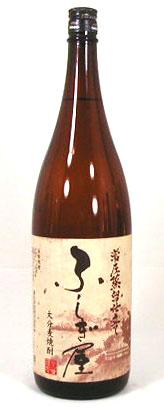 藤居酒造 芳醇むぎ焼酎 ふしぎ屋 1800mlの商品画像