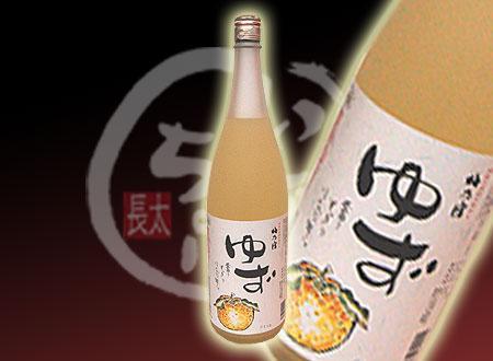 梅の宿 ゆず酒 1800mlの商品画像