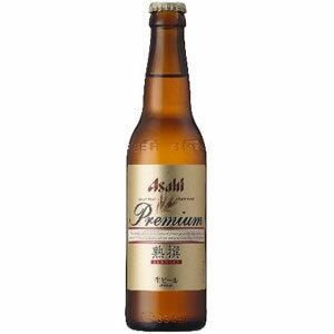 アサヒ プレミアム生ビール 熟撰 小瓶(小びん)...の商品画像