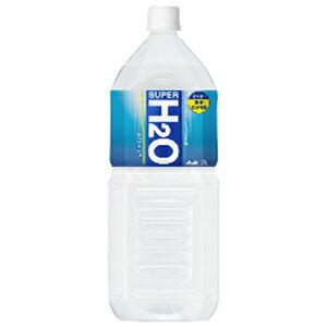 アサヒ スーパー H2O 2L×6本 (1ケース)
