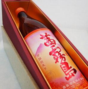 茜霧島25度900ml【霧島酒造】【芋焼酎】