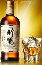 ニッカ 竹鶴17年ピュアモルト 43度 700mlnikkamaltwhisky taketsuru