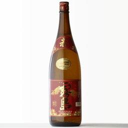霧島酒造 赤霧島 25度1800ml 数量限定販売 宮崎県 芋焼酎