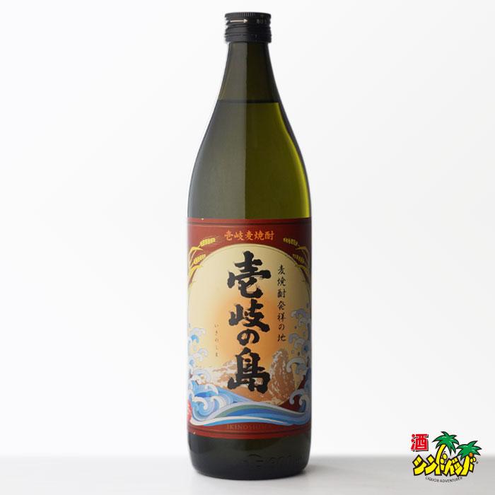 麦焼酎 壱岐の島 25度 900ml(いきのしま...の商品画像
