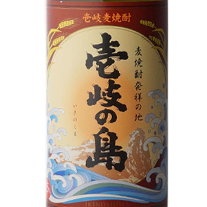 麦焼酎 壱岐の島 25度 900ml(いきのし...の紹介画像2