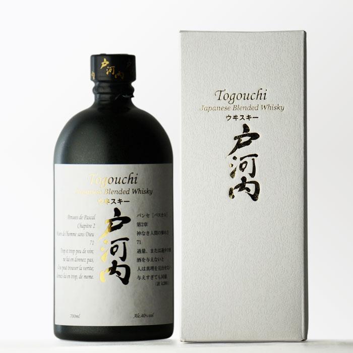 国産ウイスキー戸河内ウイスキー中国醸造(株)40度700mlRCP