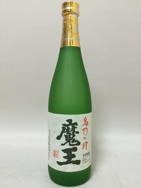 魔王 芋焼酎 720ml 【白玉醸造】【鹿児島県】