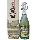 【取寄商品】薫長 純米酒「豆田」アンティークボトル720ml瓶 クンチョウ酒造 大分県 化粧箱入