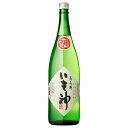 25度 いも神 1800ml瓶 芋の香りを抑えた芋焼酎 神酒造 鹿児島県 化粧箱なし