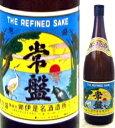 30度 常盤 1800ml瓶 泡盛(伊是名島・一般酒) 伊是名酒造所 沖縄県 化粧箱なし