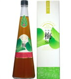梅子使用的是从宫崎Takatiho使用100%梅Kyuusyuu! 。梅花在14舒(楚Umeshi)720毫升神乐成宫崎酿造大麦为基础的梅花梅花Takatiho[14度 梅SHU(うめしゅ) 720ml瓶 高千穂産梅・麦焼酎ベース梅酒 神楽酒造 宮崎