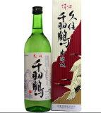 【取寄商品】千羽鶴 本醸造 720ml瓶 佐藤酒造 大分県 化粧箱入