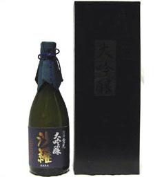 【取寄商品】倉光 大吟醸 沙羅 720ml瓶 倉光酒造 大分県 化粧箱入