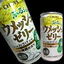 大阪府 チョーヤ梅酒 ぷるシュワ ウメッシュゼリー 5度 180ml 缶
