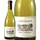 啤酒, 洋酒 - 【あす楽】 タラパカ グラン レゼルバ シャルドネ 750ml 白ワイン チリ