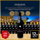 ファンティーニ (ファルネーゼ) モンテプルチアーノ ダブルッツォ 12本 赤 ワインセット イタリア