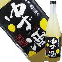 ほまれ酒造 純米酒仕込み 造り酒屋のゆず酒 720ml 福島県