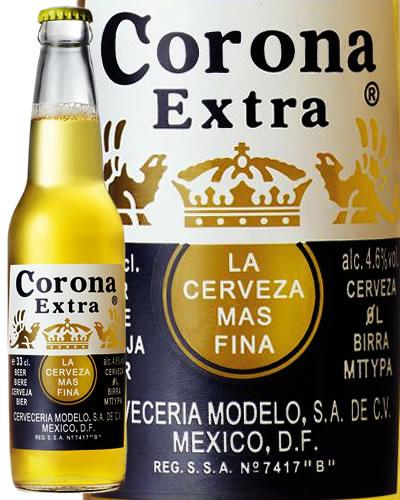 コロナ エキストラ 355ml メキシコの商品画像