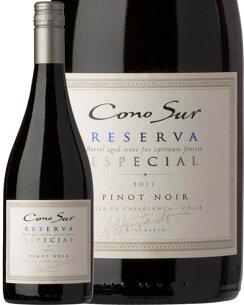 コノスル ピノノワール レゼルバ 赤ワイン