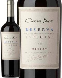 コノスル メルロー レゼルバ 赤ワイン