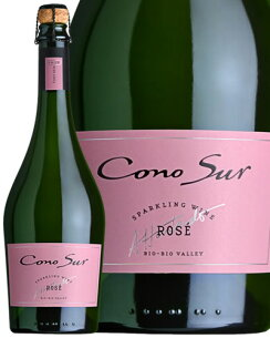 コノスル スパークリングワイン ロゼワイン