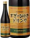 総合健康飲料 すぎひのきドリンク 500ml 清涼飲料水 花粉対策 花粉番 ばんのう酵母くん付き - ワイン&ビール通販 酒のいしかわ