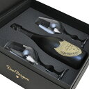 ドンペリニヨン2009 白 オリジナルグラス2脚セット 【正規品・ギフト箱付】750ml【あす楽対応】