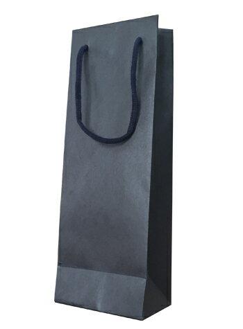 日本酒・ワイン720ml専用 紙製手提げ袋 1本入れの商品画像