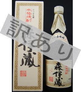 【訳あり】森伊蔵 芋 25度 720ml【送料無料】の商品画像