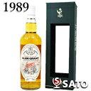 グレン グラント 1989 シングルカスク ゴードン&マクファイル 46度 700mlGLEN GRANT 1989 / GM SINGLE CASK BOTTLING FOR JIS[..