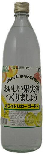 合同酒精 ホワイトリカー ゴードー 果実酒用リ...の紹介画像2
