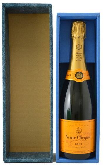 ギフトボックス(青) シャンパン・スパークリン...の紹介画像2