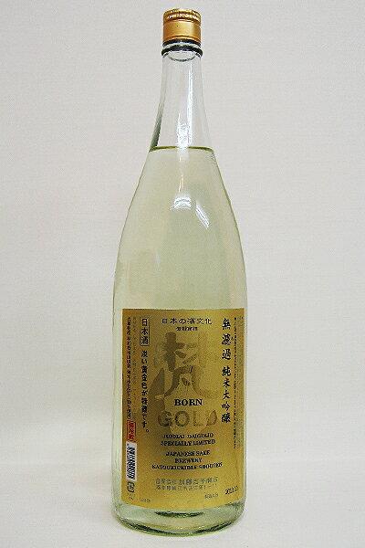 合資会社 加藤吉平商店梵・純米大吟醸「ゴールド(GOLD)」1800ml