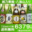 年内到着間に合います!【送料無料】【あす楽】日本酒 飲み比べセット!越乃寒梅入り