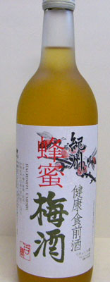Kishu honey plum wine 12 720 ml