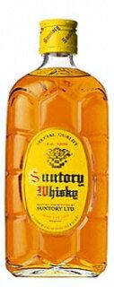 1,440 ml of Suntory whiskey corner pot W size