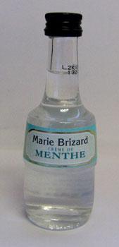 50 ml of Malian yellowtail mint white miniatures