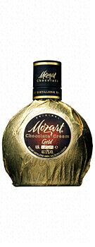 モーツァルトチョコレートクリームリキュールキューティボトル 350 ml