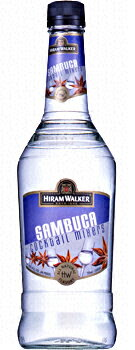 Hiram Walker Sambuca 700 ml