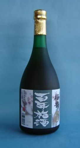 Japan's Century 21 720 ml plum wine