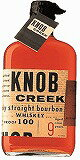 750 ml of knob creek 50 degrees