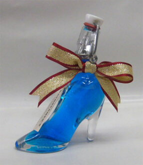 50 ml of Cinderella Shoo miniature blue
