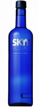 750 ml of sky vodka regular 40 degrees