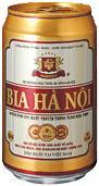 330 ml of Vietnamese beer Hanoi cans *24
