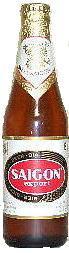 330 ml of Vietnamese beer Saigon bottles *24
