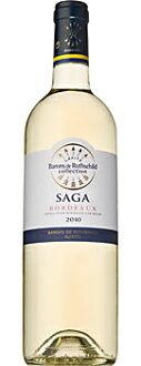 "Baron de Rothschild saga ""R"" Bordeaux (white) 2010 750ml"