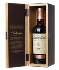 30 700 ml of Ballantine New Year's ornamental tree treasuring 43 degrees Ballantine's parallel product
